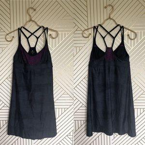 Athleta Woman's Dress Athletic Built In Bra Sz S